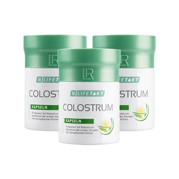 LIFETAKT Colostrum (Kapsle) (3 ks)