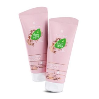 Aloe Vera Cherry Bloom Care Set