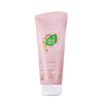 Aloe Vera Cherry Bloom Shower Peeling